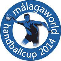 Logo Malaga World Handball Cup 2014