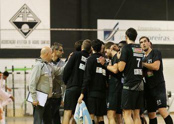 Águas Santas Milaneza - Campeonato Andebol 1 - foto: PhotoReport.In