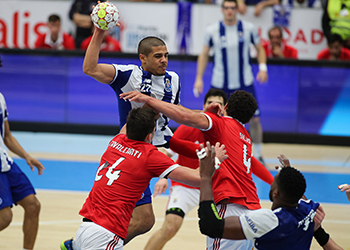 Campeonato Andebol 1 - FC Porto : SL Benfica - FF - GA - 9ª Jornada - Pedro Alves