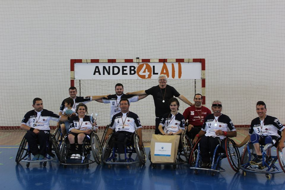 APD Leiria - finalista Taça de Portugal de ACR7