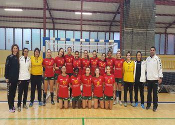 Selecção Nacional Sub-15 Feminina 2018-2019