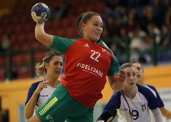 Soraia Fernandes - Portugal : Itália - Qualificação Play-Off Campeonato Mundo Seniores Femininas 2019