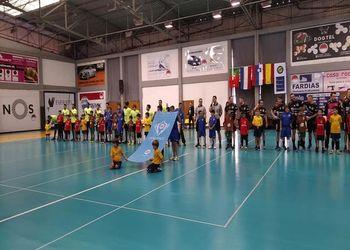 AM Madeira A. Sad : JD Techniek Hurry-Up - 2ª mão da 3ª eliminatória da Challenge Cup Masculina