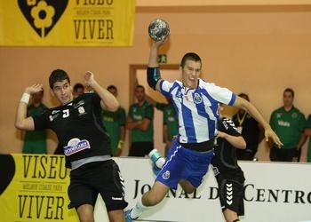 FC Porto-Ademar Leon - Torneio Internacional Viseu 2014