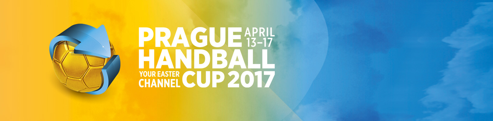 Logo Prague Handball Cup 2017