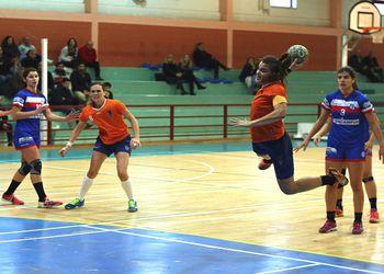 NAAL Passos Manuel : CS Madeira - Campeonato 1ª Divisão Feminina - foto: Ricardo Rosado