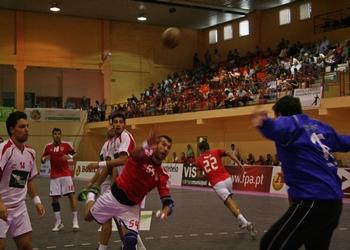 SL Benfica-BM Chapela - José Costa