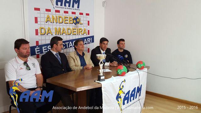 Conferência de Imprensa AA Madeira