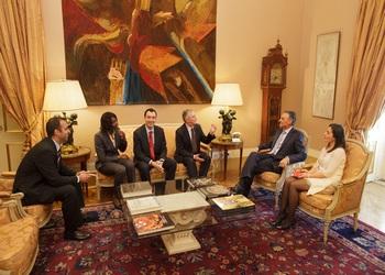 Audiência na Presidencia da República A - 11.03.2014