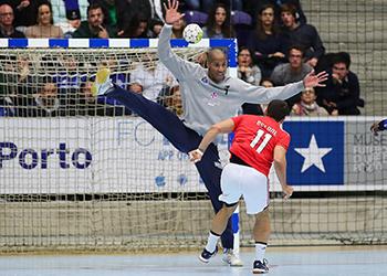 FC Porto Sofarma : SL Benfica - Campeonato Andebol 1 - Foto: PhotoReport.In