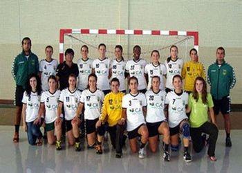 ADA Colégio João de Barros - seniores femininos