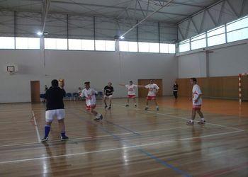 Andebol 4 All - 1ª Jornada do Campeonato Regional do Sul de Andebol 5 - Portalegre