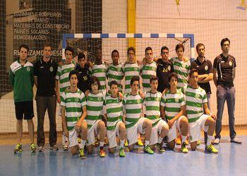 Sporting CP - Campeonato Nacional Iniciados Masculinos