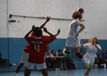Torneio Kakygaia - Juniores B Femininas : Assomada - foto: António Oliveira