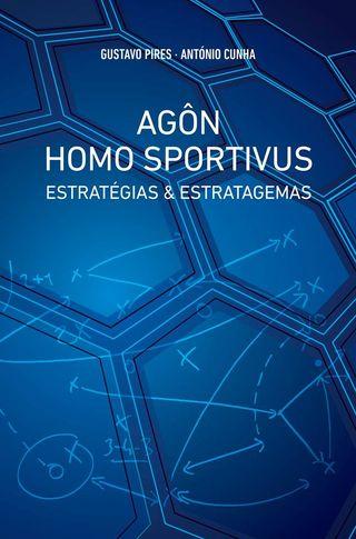 Livro Agôn - Homo Sportivus - Estratégias e Estratagemas