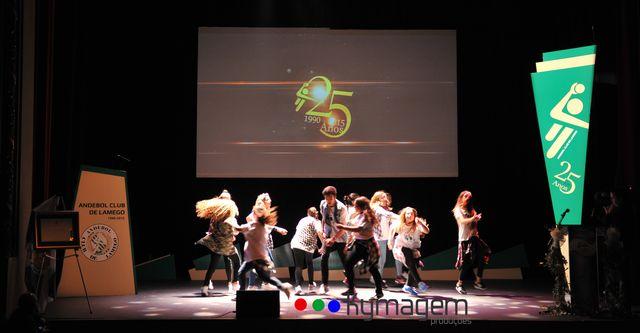 Gala 25º aniversário AC Lamego