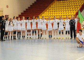 Seleção Nacional sub18 (F) - Campeonato Mundo 2014 - Macedonia