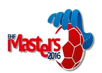 Logo 2016 European Masters Handball Championships