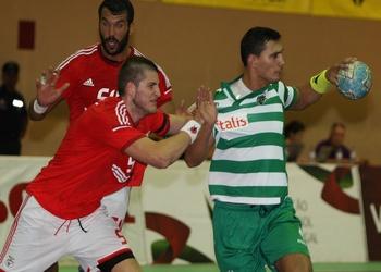 Sporting - SL Benfica 1- Torneio Internacional Viseu 2014