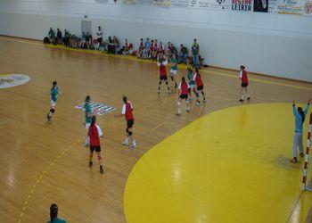 Finalíssima do Campeonato Nacional Juniores Femininos 2008/09