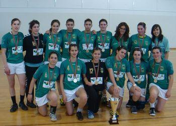 Colégio João de Barros - Campeão Nacional Juniores Femininos 2008/09