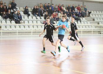 Póvoa de Varzim - AA Águas Santas - Campeonato Nacional Infantis Masculinos 2015/2016 - foto: António Oliveira