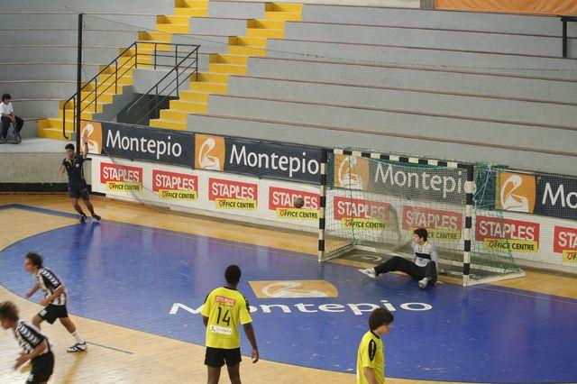 Fase Final CN 1ª Divisão Juvenis Masculinos - ABC : SC Espinho 23