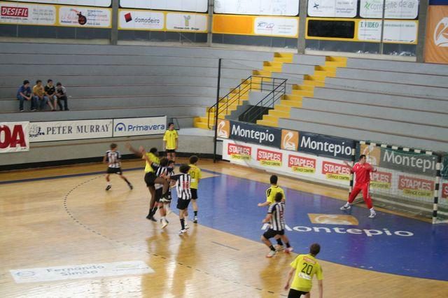 Fase Final CN 1ª Divisão Juvenis Masculinos - ABC : SC Espinho 12