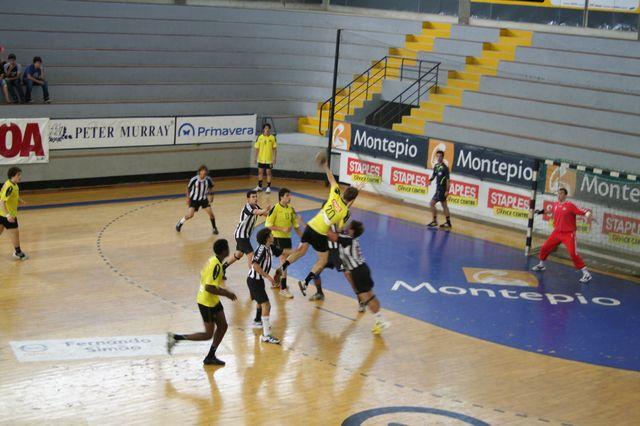 Fase Final CN 1ª Divisão Juvenis Masculinos - ABC : SC Espinho