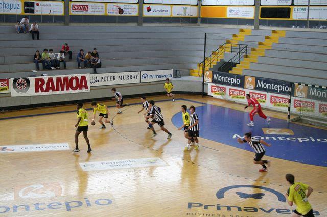 Fase Final CN 1ª Divisão Juvenis Masculinos - ABC : SC Espinho 9