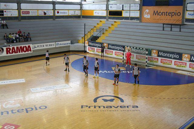 Fase Final CN 1ª Divisão Juvenis Masculinos - ABC : SC Espinho 4
