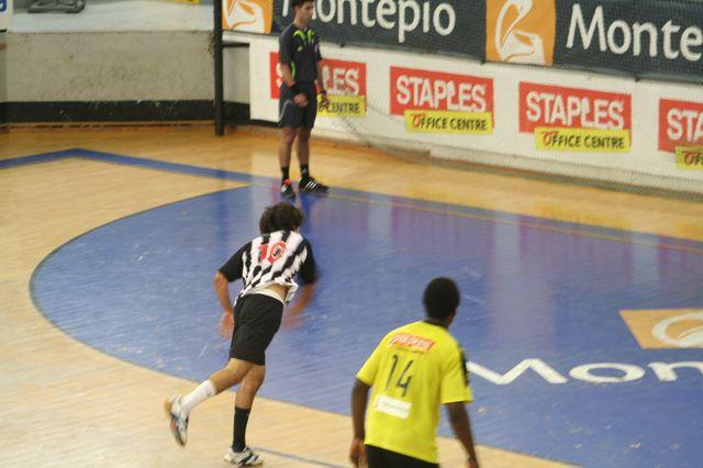 Fase Final CN 1ª Divisão Juvenis Masculinos - ABC : SC Espinho 26