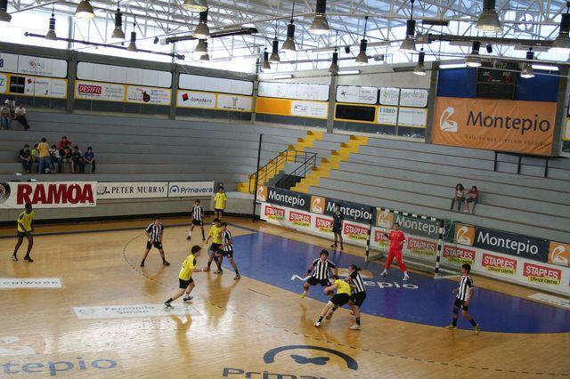 Fase Final CN 1ª Divisão Juvenis Masculinos - ABC : SC Espinho 7