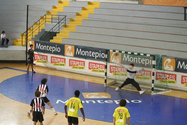 Fase Final CN 1ª Divisão Juvenis Masculinos - ABC : SC Espinho 21