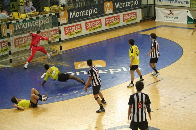 Fase Final CN 1ª Divisão Juvenis Masculinos - ABC : SC Espinho 24