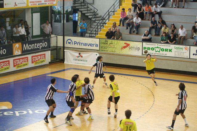 Fase Final CN 1ª Divisão Juvenis Masculinos - ABC : SC Espinho 13