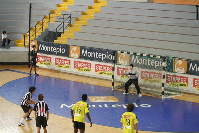 Fase Final CN 1ª Divisão Juvenis Masculinos - ABC : SC Espinho 19