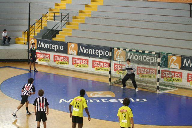 Fase Final CN 1ª Divisão Juvenis Masculinos - ABC : SC Espinho 18