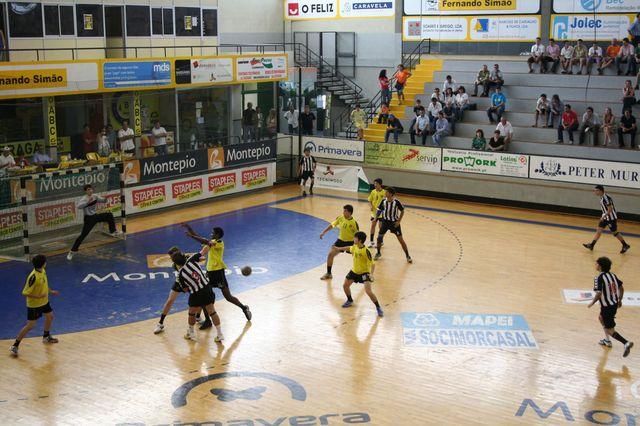 Fase Final CN 1ª Divisão Juvenis Masculinos - ABC : SC Espinho 5