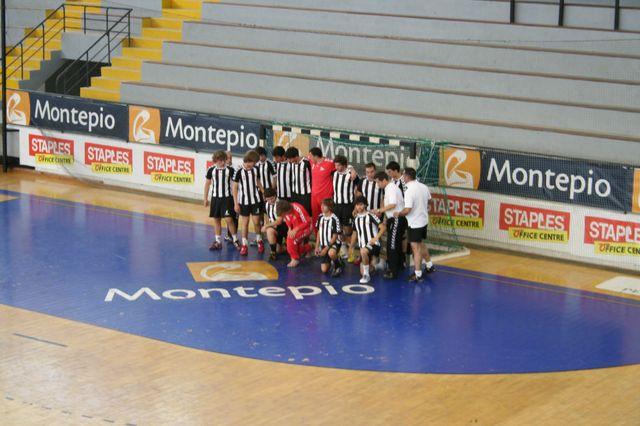 Fase Final CN 1ª Divisão Juvenis Masculinos - ABC : SC Espinho 2