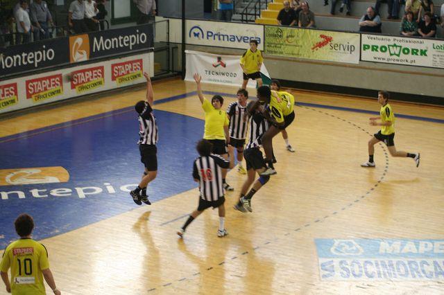 Fase Final CN 1ª Divisão Juvenis Masculinos - ABC : SC Espinho 16