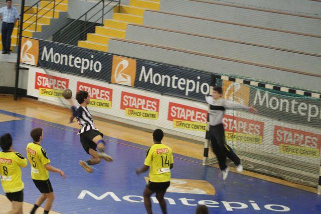 Fase Final CN 1ª Divisão Juvenis Masculinos - ABC : SC Espinho 29