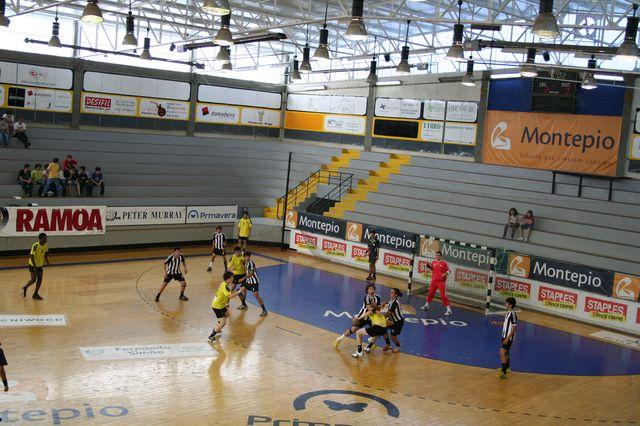 Fase Final CN 1ª Divisão Juvenis Masculinos - ABC : SC Espinho 8
