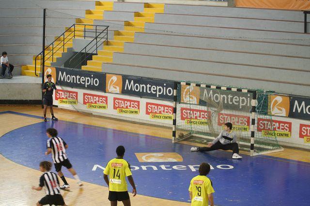 Fase Final CN 1ª Divisão Juvenis Masculinos - ABC : SC Espinho 22
