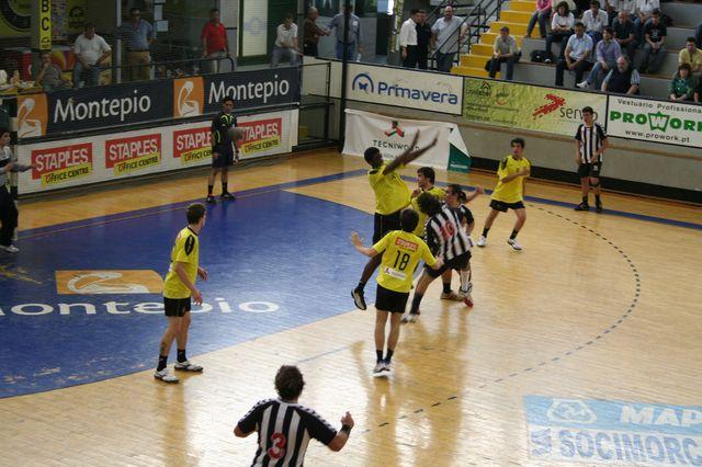 Fase Final CN 1ª Divisão Juvenis Masculinos - ABC : SC Espinho 11