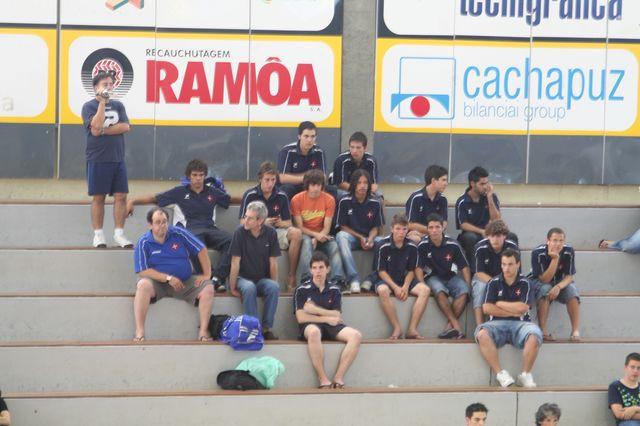 Fase Final CN 1ª Divisão Juvenis Masculinos - ABC : SC Espinho 25