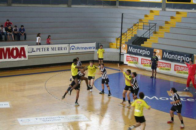 Fase Final CN 1ª Divisão Juvenis Masculinos - ABC : SC Espinho 6