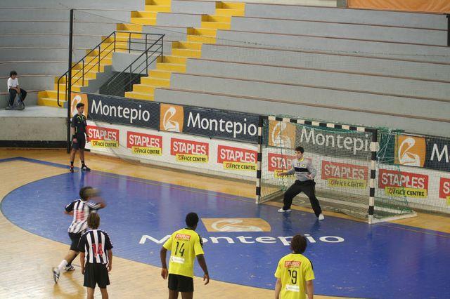 Fase Final CN 1ª Divisão Juvenis Masculinos - ABC : SC Espinho 20