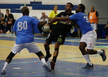 CF Belenenses : Águas Santas Milaneza - Campeonato Andebol 1 - foto: PhotoReport.In