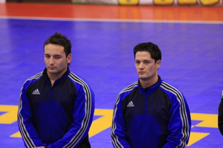 Torneio Internacional de Lagoa - Islândia : Brasil 2